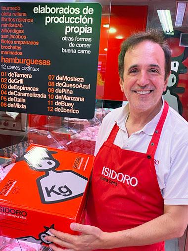 Carnicería online en Madrid
