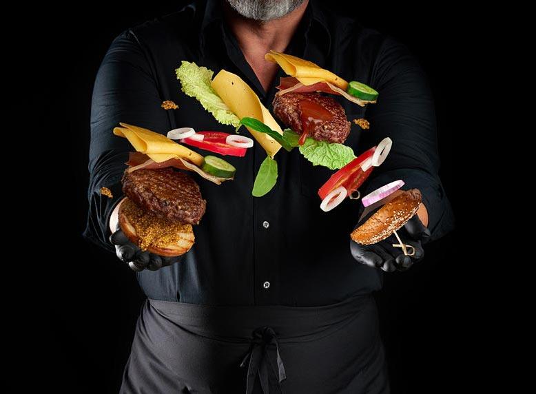 Comprar hamburguesas gourmet