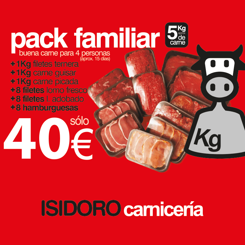 Packs de Carne